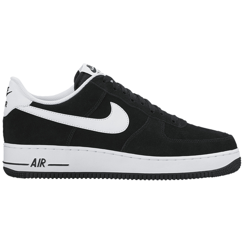 nike air force 1 low dames black