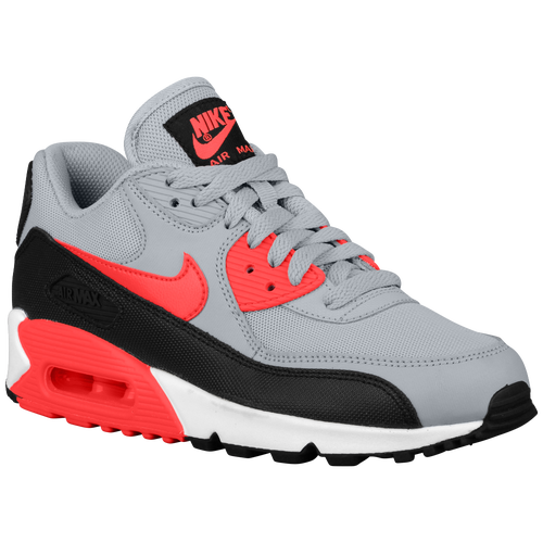 0a3dbc5cc Nike Air Max 90 Deep Red Colorful Mens Running Trainers Shoes