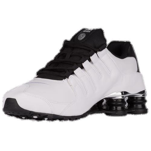Nike Shox Nz White Black