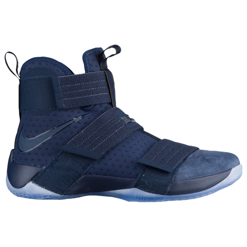 ... Nike LeBron Soldier 10 - Men\u0026#39;s - Lebron James - Navy / Navy