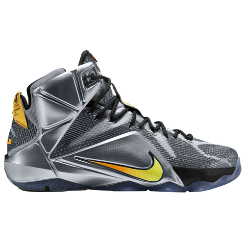 lebron gray and black shoes