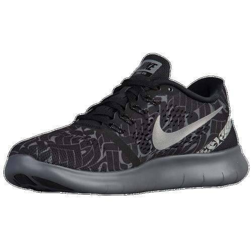 ... Nike Free RN - Women\u0026#39;s - Black / Grey