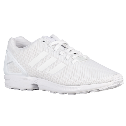adidas Grey ZX Flux Plus Trainers TK Maxx