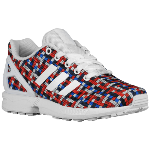 Adidas Flux Red White
