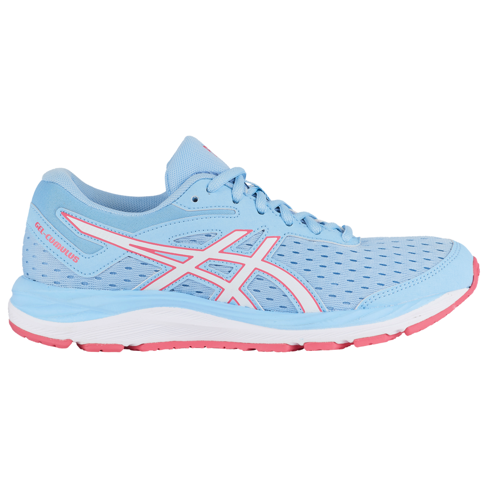 ASICS GEL-Cumulus 20 - Girls Grade School / Skylight/White