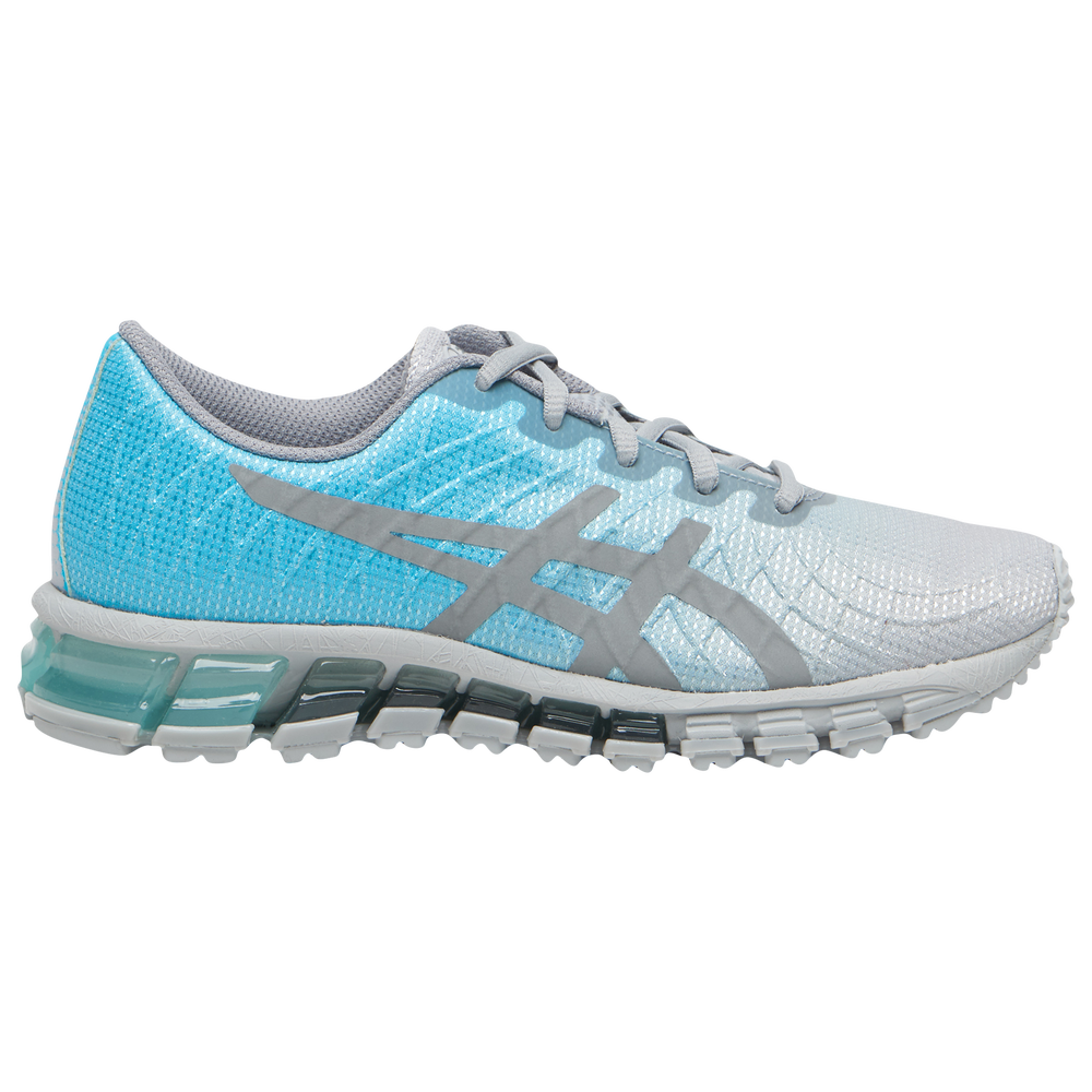 ASICS GEL-Quantum 180 - Girls Grade School / Ice Mint/Stone Grey