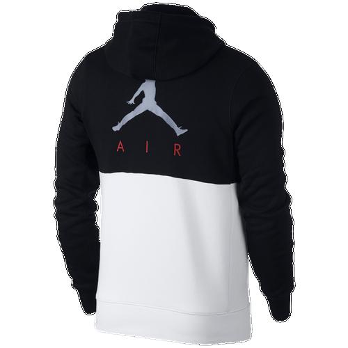 2c39a6e6bca Jordan Jumpman Air Graphic Full-Zip Hoodie - Men's - Clothing