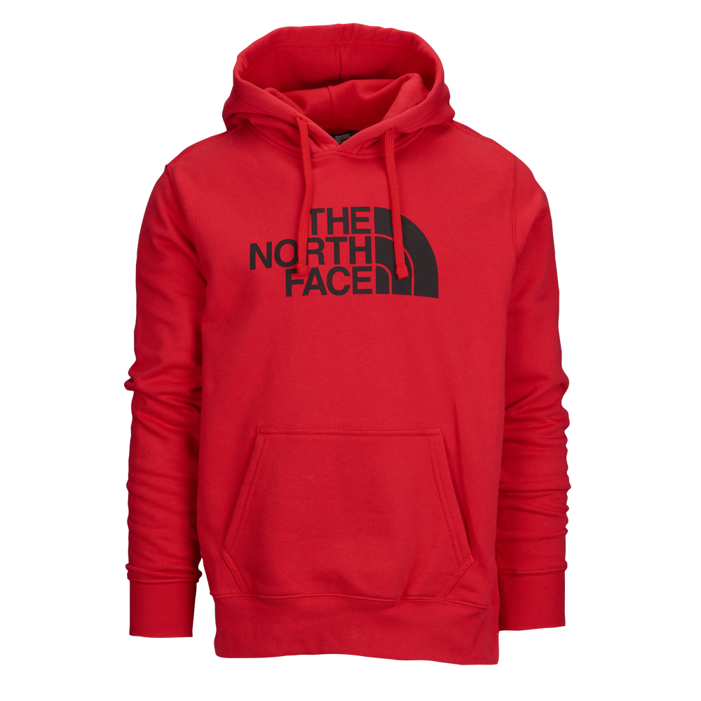 The North Face Half Dome Pullover Hoodie - Mens / Tnf Red/Tnf Black
