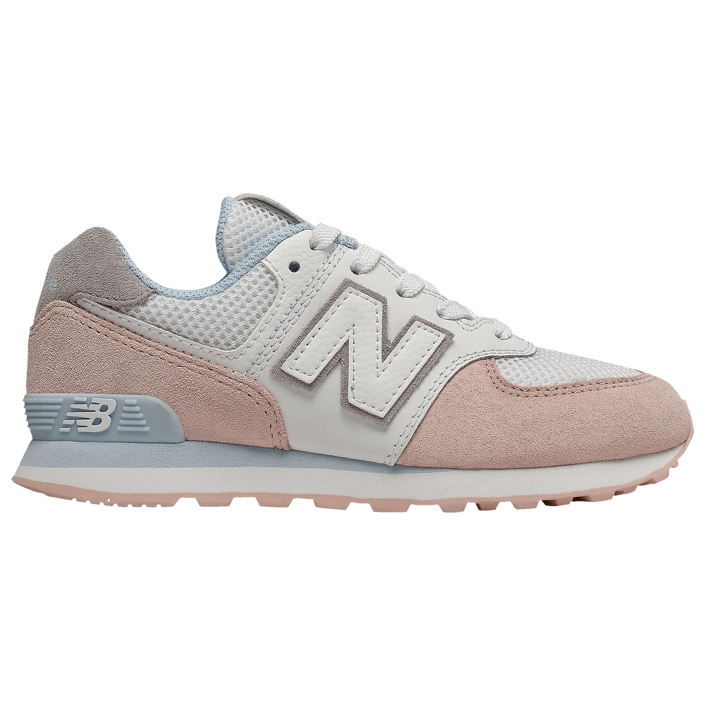 New Balance 574 Classic - Girls Grade School / Oyster Pink/Air