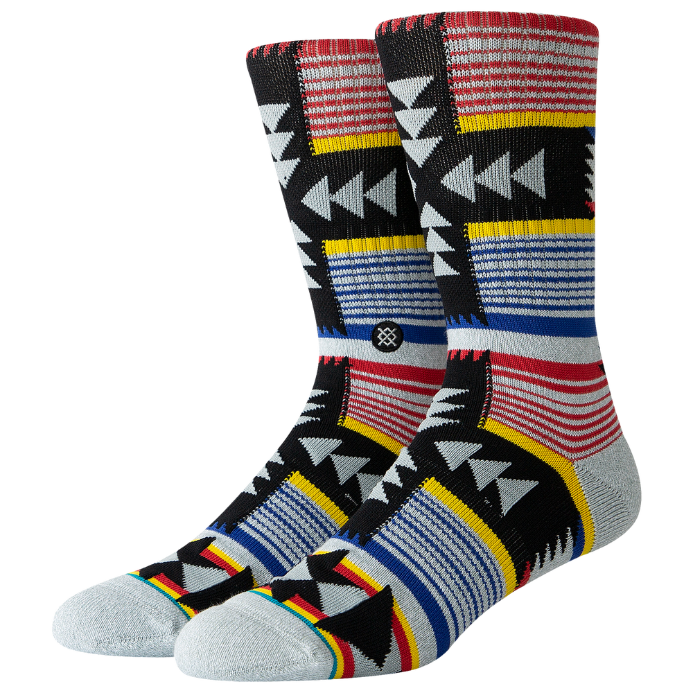Stance Canyonlands Crew Socks - Mens / Heather Grey