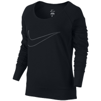 Nike All Time Epic Fitness 5 - Women's - Black / Grey