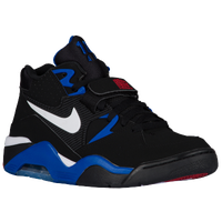 Nike Air Force 180 - Men's - Black / Blue