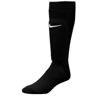 Nike Shin Sock III (Pair) - Boys' Grade School - Black / Black