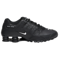 Nike Shox NZ - Men's - Black / White