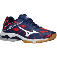 Mizuno Wave Lightning Z - Women's - Navy / Red