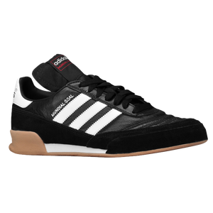 adidas Mundial Goal IN - Men's - Black/White
