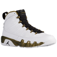 Jordan Retro 9 - Men's - White / Black