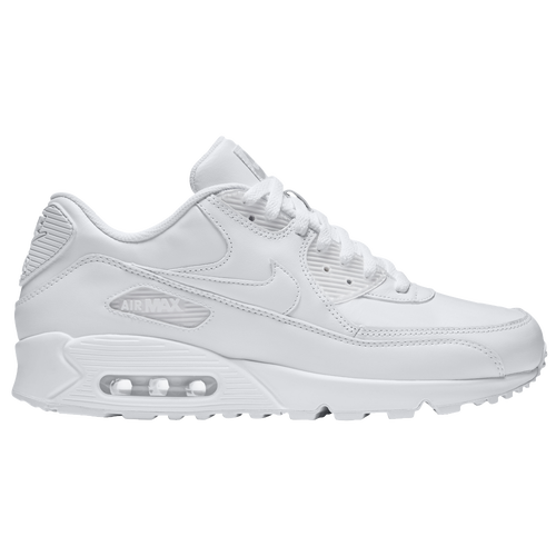 all white air maxes