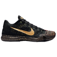 Nike Kobe 10 Elite Low - Men's -  Kobe Bryant - Black / Gold