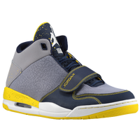 Jordan Flight Club 90's - Men's - Grey / Navy