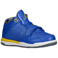 Jordan Flight Club 90's - Boys' Preschool - Blue / Grey