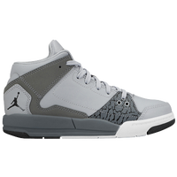 Jordan Flight Origin - Boys' Preschool - Grey / Black