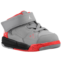 Jordan Flight Origin - Boys' Toddler - Grey / Red