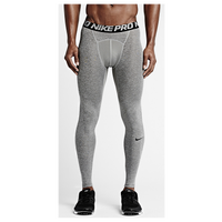 Nike Pro Hypercool Compression Tights - Men's - Grey / Black