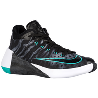 Nike Hyperdunk 2015 Low - Men's - Black / Light Green
