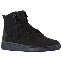 K-Swiss Volley Mid - Men's - Black / Grey