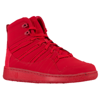 K-Swiss Volley Mid - Men's - Red / Red