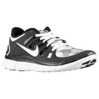 Nike Free 5.0+ - Women's - White / Black