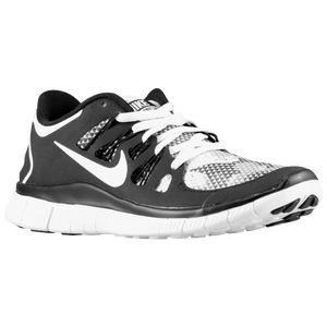 Nike Free 5.0+ - Women's - White/Black