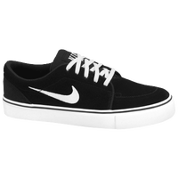 Nike SB Satire - Boys' Grade School - Black / White
