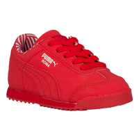 PUMA Roma - Boys' Toddler - Red / White
