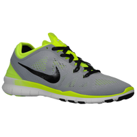 Nike Free 5.0 TR Fit 5 - Women's - Grey / Light Green