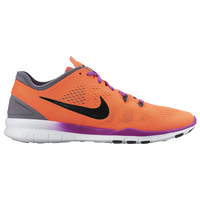 Nike Free 5.0 TR Fit 5 - Women's - Orange / Black