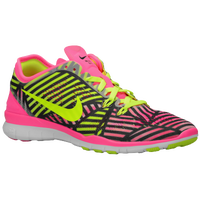 Nike Free 5.0 TR Fit 5 - Women's - Pink / Light Green