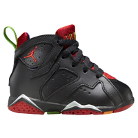 Jordan Retro 7 - Boys' Toddler - Black / Red