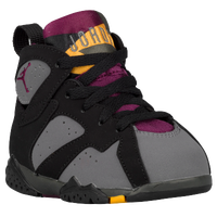 Jordan Retro 7 - Boys' Toddler - Black / Maroon