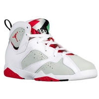 Jordan Retro 7 - Boys' Preschool - White / Red