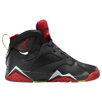 Jordan Retro 7 - Boys' Grade School - Black / Red