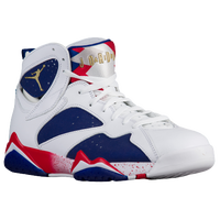 Jordan Retro 7 - Men's - USA - White / Blue