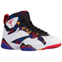 Jordan Retro 7 - Men's - White / Red