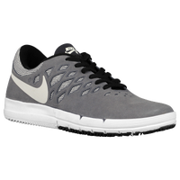 Nike SB Free SB - Men's - Grey / Black