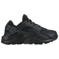 low priced 5470a c4f71 Nike Huarache Run - Boys  Preschool - All Black   Black