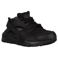 Nike Huarache Run - Boys' Preschool - All Black / Black