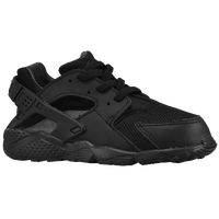 Nike Huarache Run - Boys' Toddler - All Black / Black