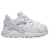 Nike Huarache Run - Boys' Toddler - All White / White