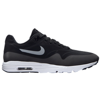 Nike Air Max 1 - Women's - Black / Silver